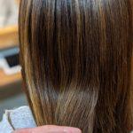 ブリーチ毛に髪質改善チューニング